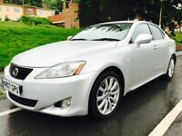 Lexus IS 250 2.5 SE 4dr 1 OWNER FROM NEW FULL LEXUS HISTORY PX WELCOME