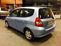 HONDA JAZZ 1.3 AUTO AUTOMATIC BARGAIN TAX AND MOTD READY TO DRIVE AWAY! VERY EASY TO DRIVE BARGAIN!