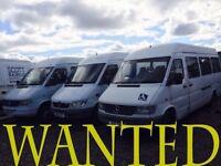Mercedes sprinter 310d 312d wanted!!!