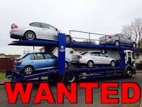 Toyota car jeep van wanted