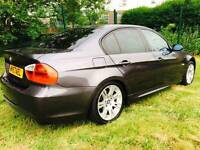 BMW 3 SERIES 2.0 318i M Sport Saloon 4dr Petrol Automatic 12MONTHS MOT+F/S HISTRY+EXTRAS