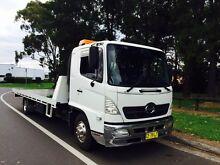 Hino FD Ranger Tilt Tray Tow Truck Greenacre Bankstown Area Preview
