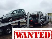 Mercedes Volkswagen Nissan Mitsubishi Toyota vehicles wanted!!!
