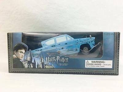 Wizarding World Of Harry Potter Bump-n-go Ford Anglia Battery Operated Toy Car