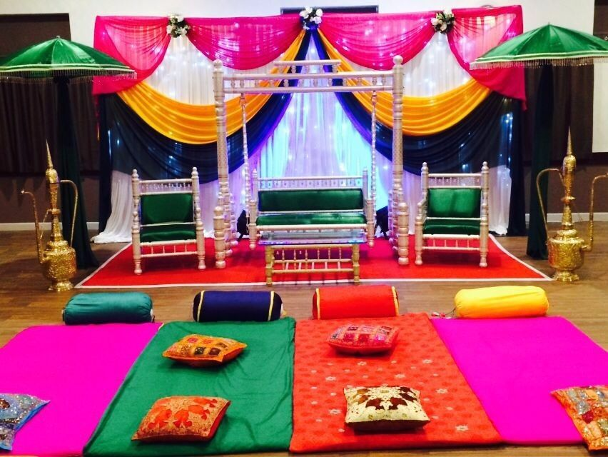 Mehndi Stage Hire : Asian wedding stage hire in bedford bedfordshire gumtree