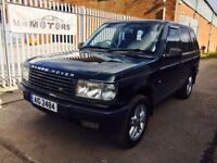 L/ROVER RANGE ROVER 2.5DT DIESEL AUTOMATIC LEATHER LOW MILEAGE