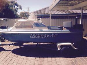 Savage Tasman boat Sunbury Hume Area Preview