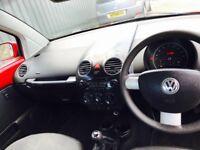 VW BEETLE 1.4 LUNA HATCH 12 MONTHS MOT 72K MILEAGE