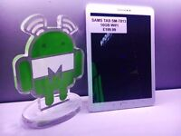 SAMSUNG TAB SM-T813 16 GB WI-FI WHITE COMES WITH CHARGER AND THREE MONTHS WARRANTY