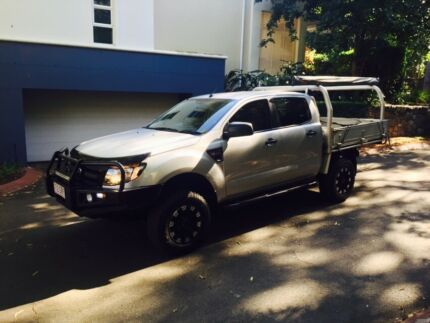 2012 Ford Ranger Benowa Gold Coast City Preview