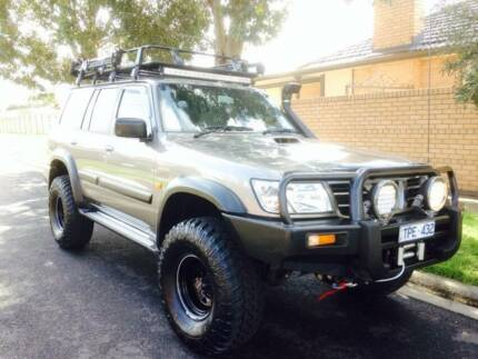2004 NISSAN PATROL 4x4 ** FULLY KITTED OUT *** Hadfield Moreland Area Preview