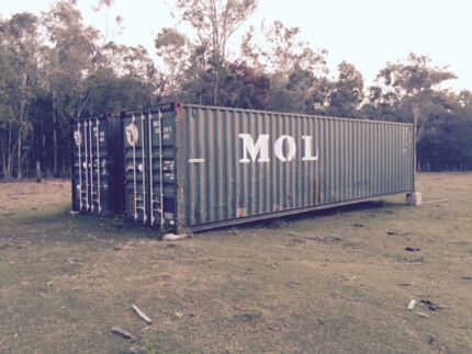 Self Storage Container Rental Caravan Car Boat RV Stockleigh Logan Area Preview