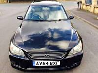 Lexus IS 200 2.0 SE 4dr AUTOMATIC, FSH, HEATED SEATS BEIGE LEATHER 12 MONTHS MOT PX WELCOME