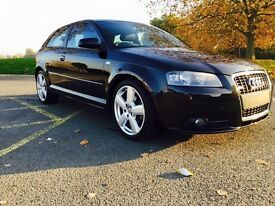 Audi A3 s line 2.0 FSI (non turbo) (29874 miles only)