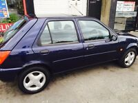 Ford Fiesta Ghia 1.2L Zetec for sale Blue