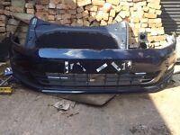 GENUINE VW VOLKSWAGEN GOLF MK7 Front Bumper 2013 2014 2015 2016 5g0
