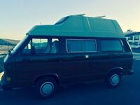 CAMPER VAN RENTAL vw t3 in Tenerife