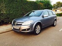 Vauxhall Astra Design Estate Automatic..leather seats ! Low mileage