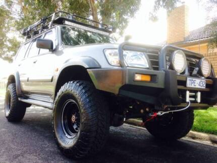 2004 NISSAN PATROL 4x4 ** FULLY KITTED *** Hadfield Moreland Area Preview
