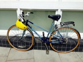 Female Raleigh Bike