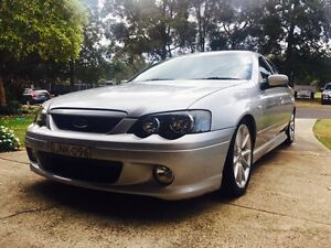 2005 BF Ford Falcon XR6 Kareela Sutherland Area Preview