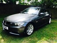 BMW 3 Series 2.0 318i M Sport 4dr Full service History Hpi clear Leather pack Px welcome