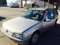 Peugeot 405 Diesel 1995 year Left Hand Drive