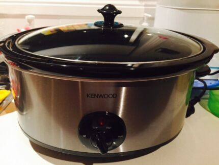 Kenwood Slow Cooker Prestons Liverpool Area Preview