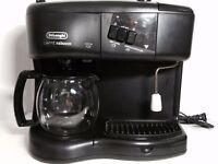 DeLonghi BCO70 Caffe Nabucco Espresso Cappuccino Coffee 10 c. Machine