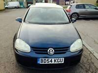 Volkswagen Golf 1.6 Auto Low mileage 5 Door Full Dealer History Swap P.x welcome