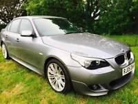 BMW 5 Series 3.0 530d M Sport 4dr FULL SERVICE HISTORY HPI CLEAR PX WELCOME