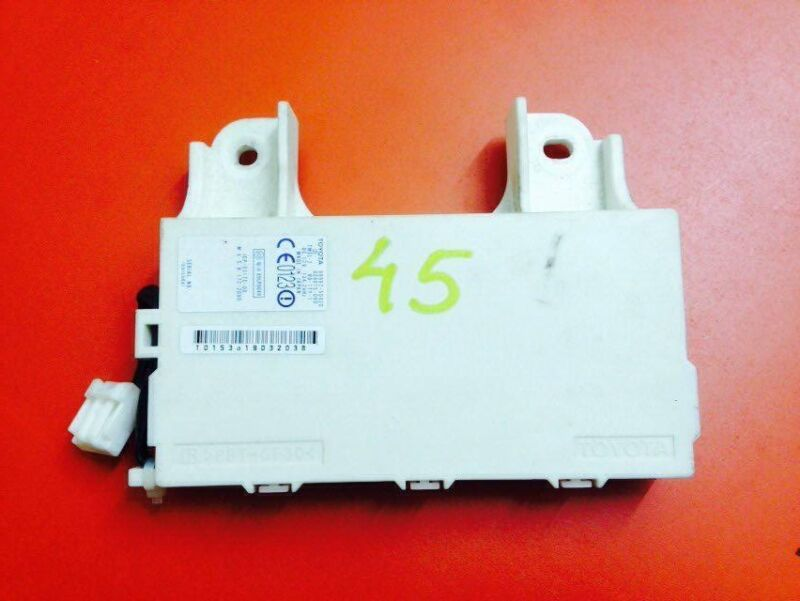 LEXUS LS430 2002 DOOR LOCK ECU WHITE MODULE 89992-50020