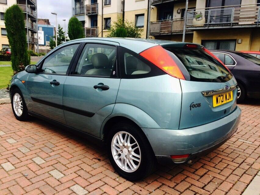 This Stunning 2000 Model Ford Focus 1 8 For Sale In West