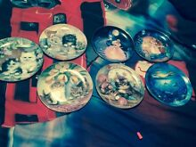 Franklin mint plates Geeveston Huon Valley Preview