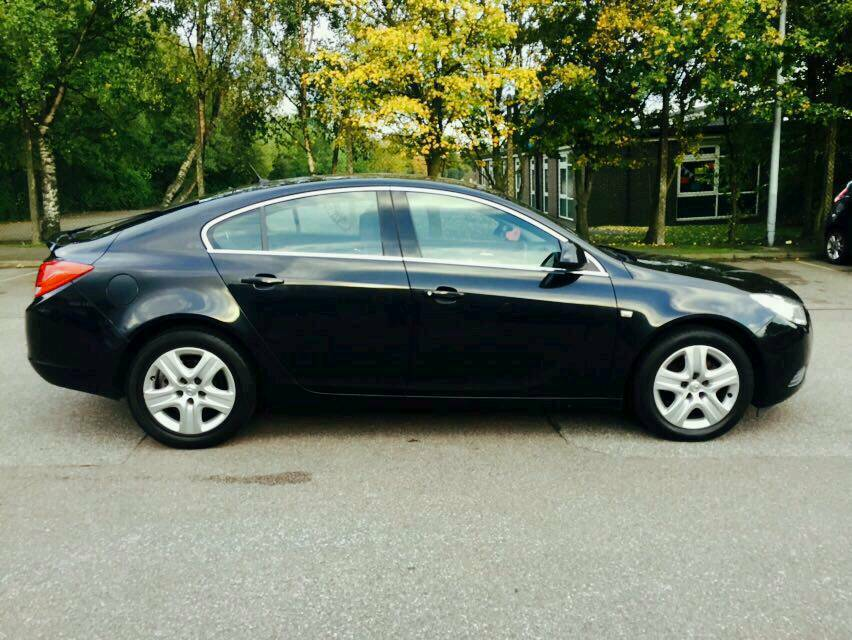 Reduced VAUXHALL INSIGNIA 2.0cdti EXCLUSIVE 160BHP 2012 REG