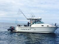 2802 Trophy boat for sale