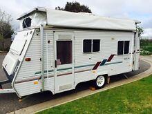 Coromal Pop Top caravan 17.5 foot Old Reynella Morphett Vale Area Preview