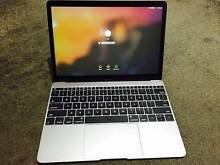 AS NEW! Macbook 12 Core m 1.2GHz/8GB/512GB/Retina Display Carlingford The Hills District Preview