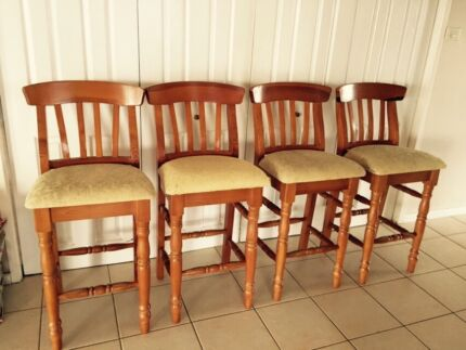 Bar Stools  Barrack Point Shellharbour Area Preview