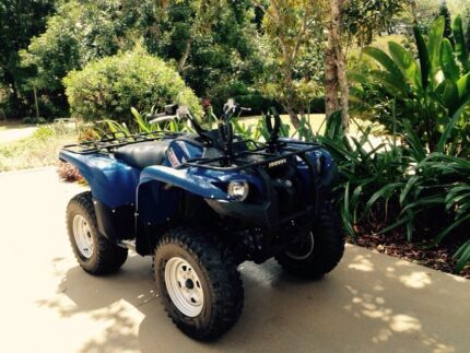 2012 Yamaha Grizzly 700 Goldsborough Cairns Surrounds Preview