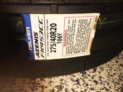Brand new tyres to suit BMW X5 or similar Minyama Maroochydore Area Preview
