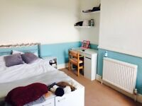 Great double room in lovely spacious house available 15 October close to cycle paths