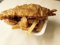 Profitable Fish and Chip Shop for Sale in Chorlton/Didsbury Manchester. PRICED TO SELL.