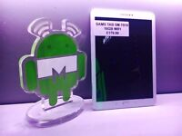 SAMSUNG TAB SM-T810 16 GB WI-FI WHITE COMES WITH CHARGER AND THREE MONTHS WARRANTY