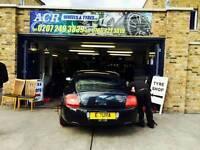 Tyre shop for sale (Hackney/London)