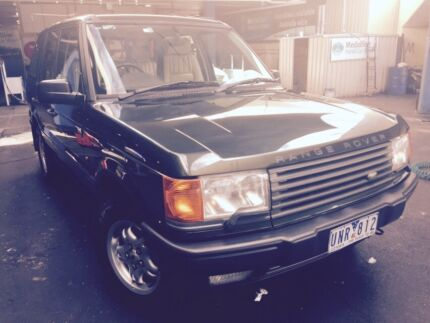 2000 Land Rover Range Rover HSE Auto 4x4 LPG Rowville Knox Area Preview
