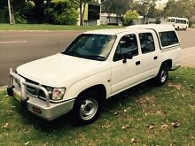 Toyota Hilux Dual Cab Ute 2004 Auto Low Klms Dural Hornsby Area Preview