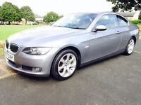 2007 BMW 3 Series 2.5 325i SE Coupe Leather / Swap P.x Welcome