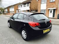 Vauxhall Astra 1.4 Low Millage 54k Private Plate