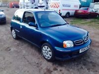 Nissan Micra 2003 (52) spares and repairs